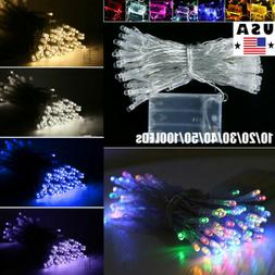 1M to 10M LED String Fairy Lights Lamp Outdoor Waterproof Ga