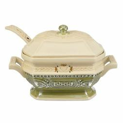 Grasslands Road 473072 Celtic Ceramic Gift Boxed Tureen with