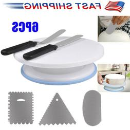 6 Kitchen Utensils & Gadgets Pcs Cake Decorating Supplies Wi