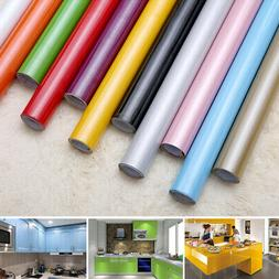 60x200cm Modern PVC Self Adhesive Contact Paper Kitchen Wall