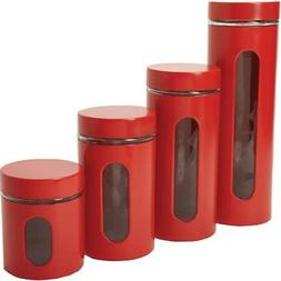 Anchor 4 Pc. Palladian Cherry Window Cylinder Set 97561