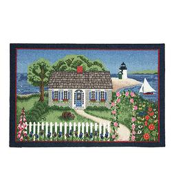 Area Rugs Indoor Outdoor Nautical Decor Washable Rugs Claire