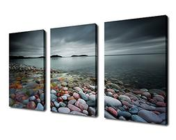 "Canvas Wall Art Lake Canvas Artwork Nature Pictures - 20"" x"
