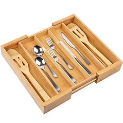 expandable cutlery tray drawer