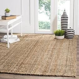 Safavieh Natural Fiber Collection NF447A Hand-Woven Natural