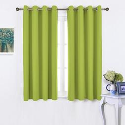 NICETOWN Green Blackout Curtains for Windows - Home Decor Th