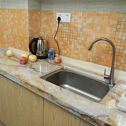 Home Wall paper Waterproof Anti-Oil Kitchen Self-Adhesive St