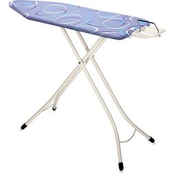 Ironing Board Steam Iron Laundry Adjustable Heights Securely