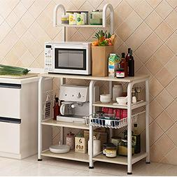 kitchen baker rack utility storage