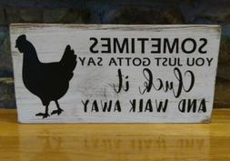 Kitchen rustic farmhouse wood sign primitive home decor coun