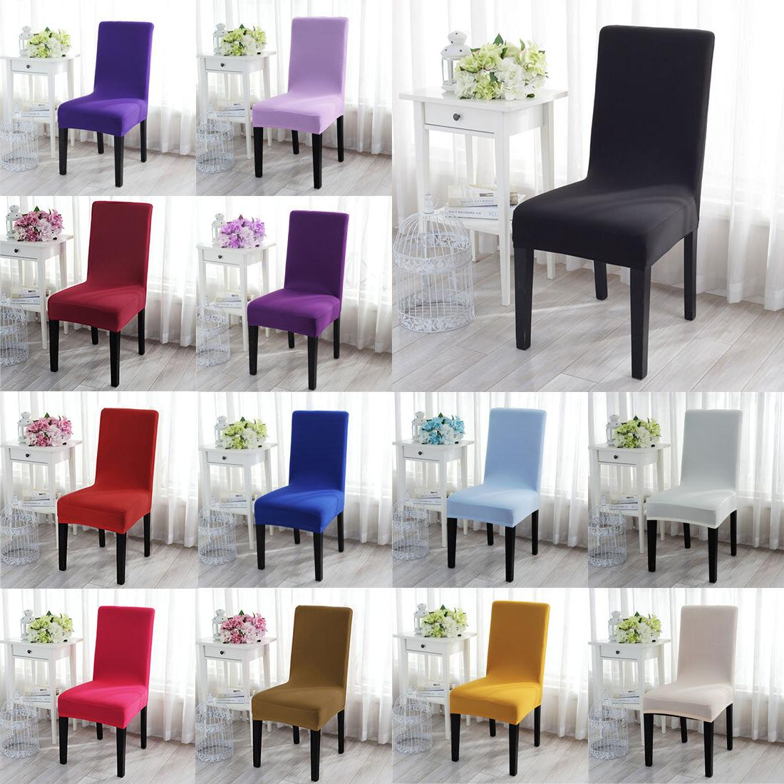 2 4 6 8pcs dining chair covers