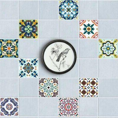 20Pcs Floor Stickers Vinyl DIY Kitchen Decor