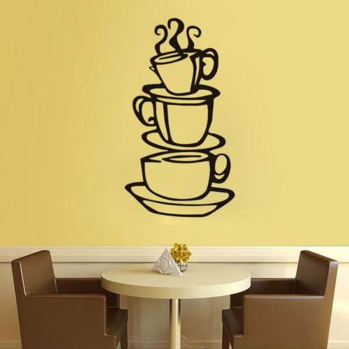 Kitchen Coffee Wall Mural