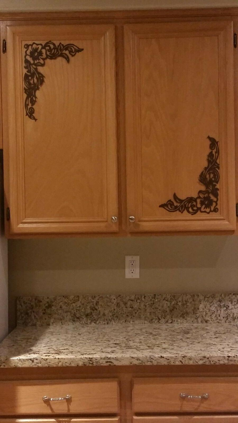 Kitchen of a detail is