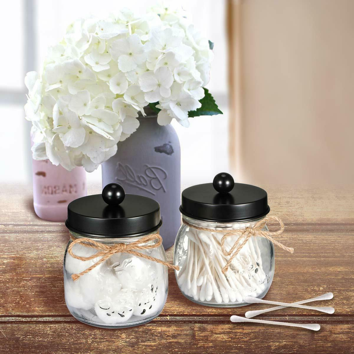 Kitchen Dining Bar Canisters Jars Apothecary Jars Set