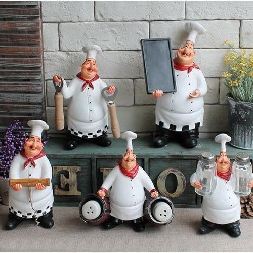 Collectible Chef Home Kitchen Restaurant Welcome