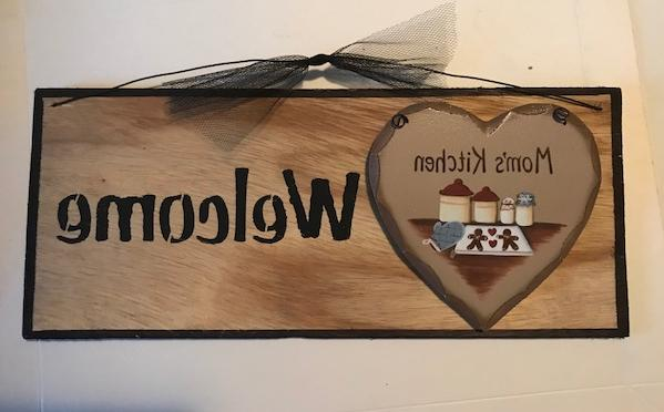 Drink your chocolate country decor sign