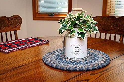 Farmhouse Kitchen Milk Can Country Distressed