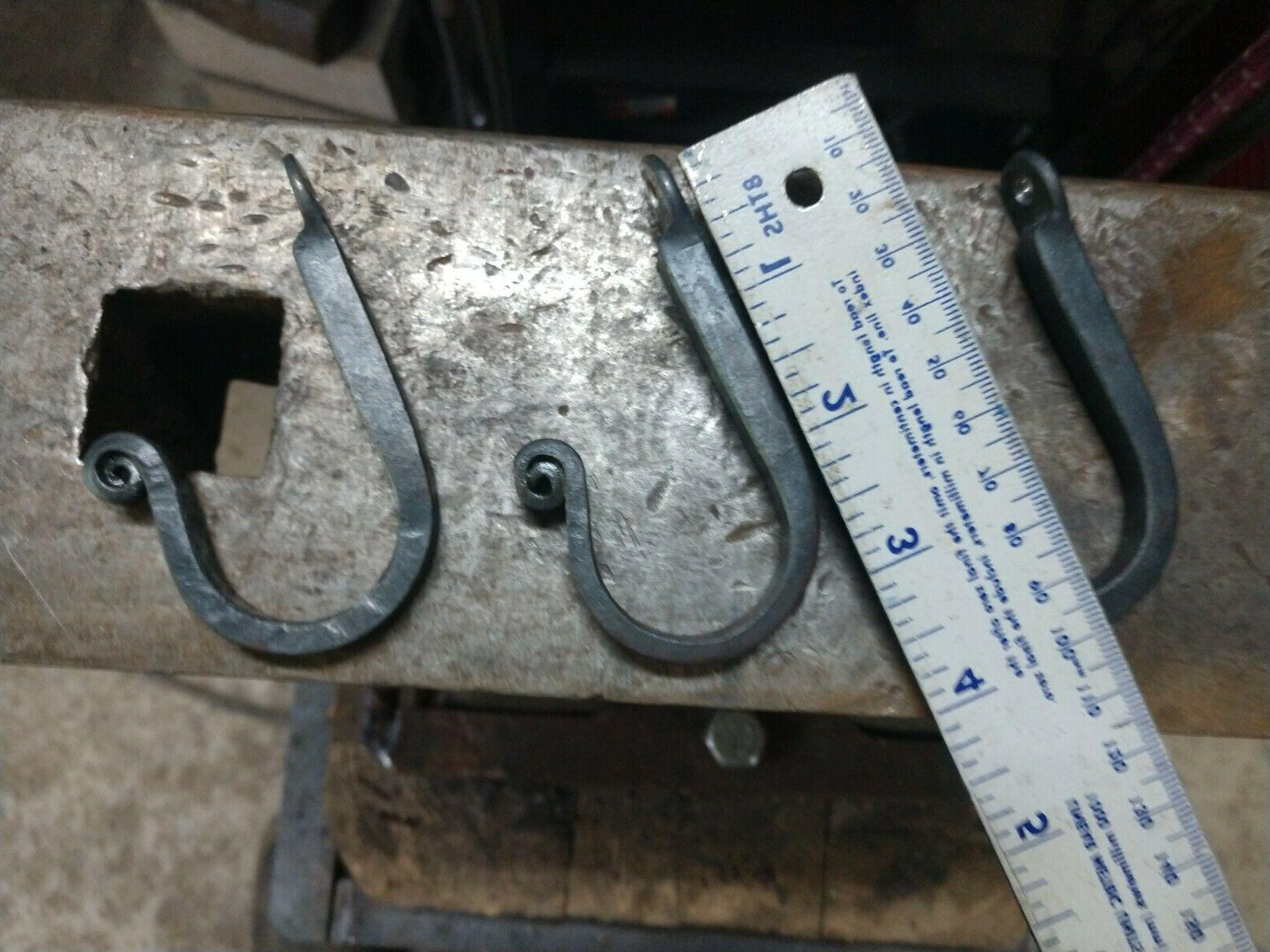 Hand Forged Wall Hook, hook, Kitchen hook, utility