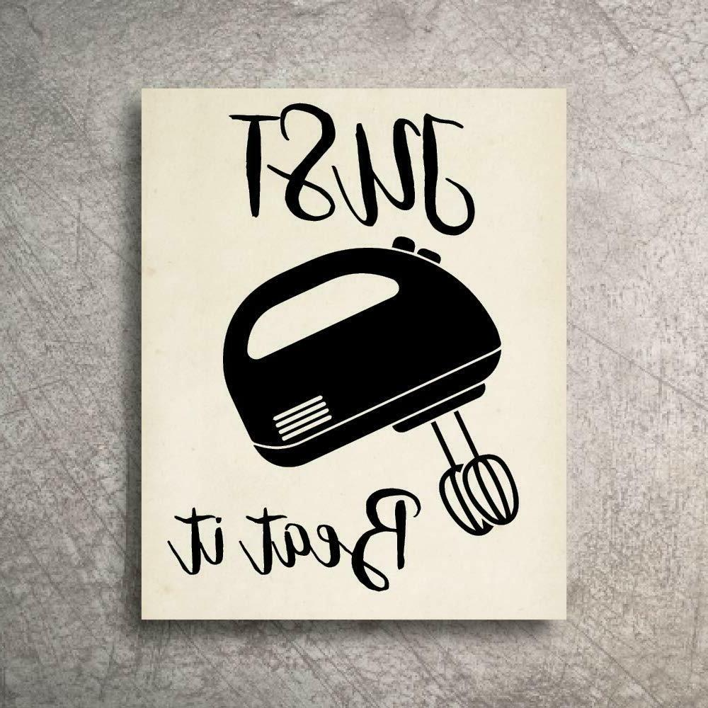 Home Funny 6 Kitchen Wall Prints