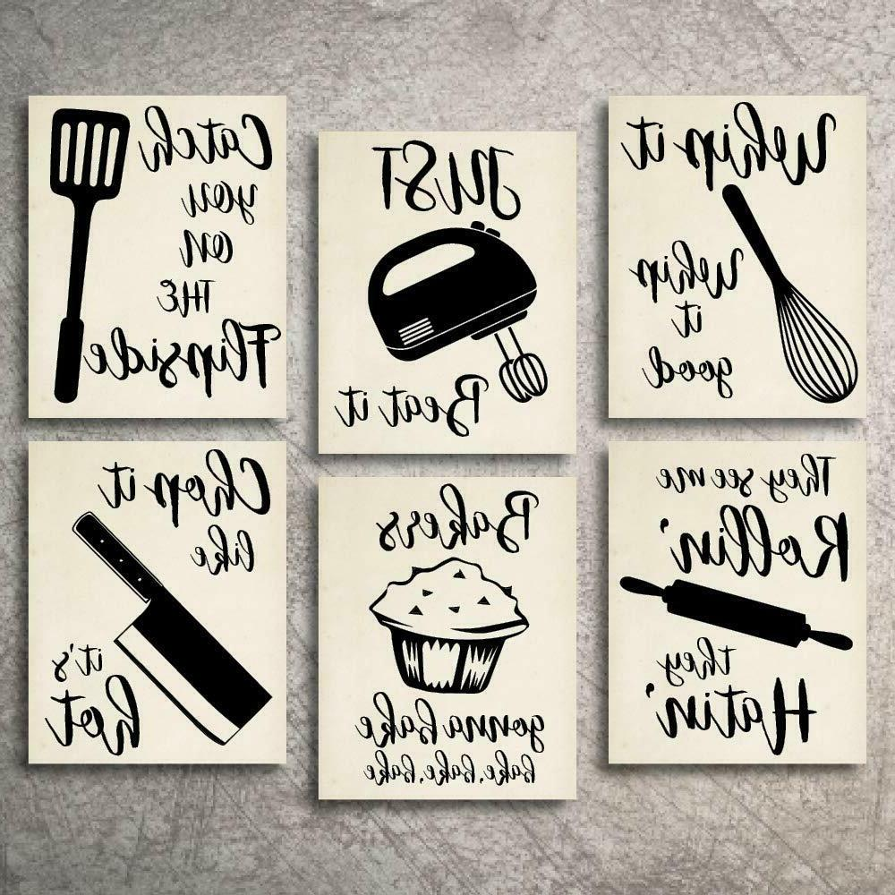home decor funny gift 6 kitchen wall