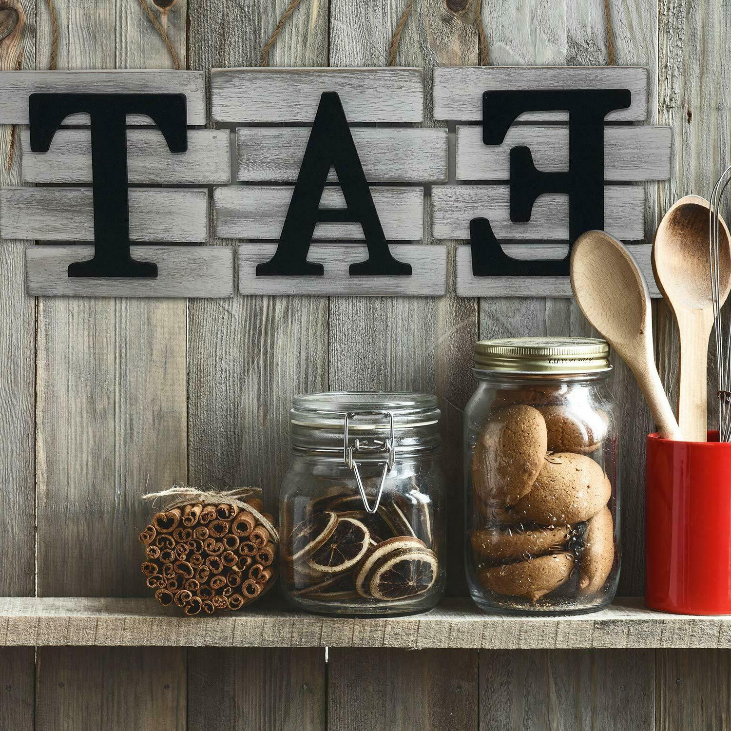 Home Country EAT Decorative Hang Sign