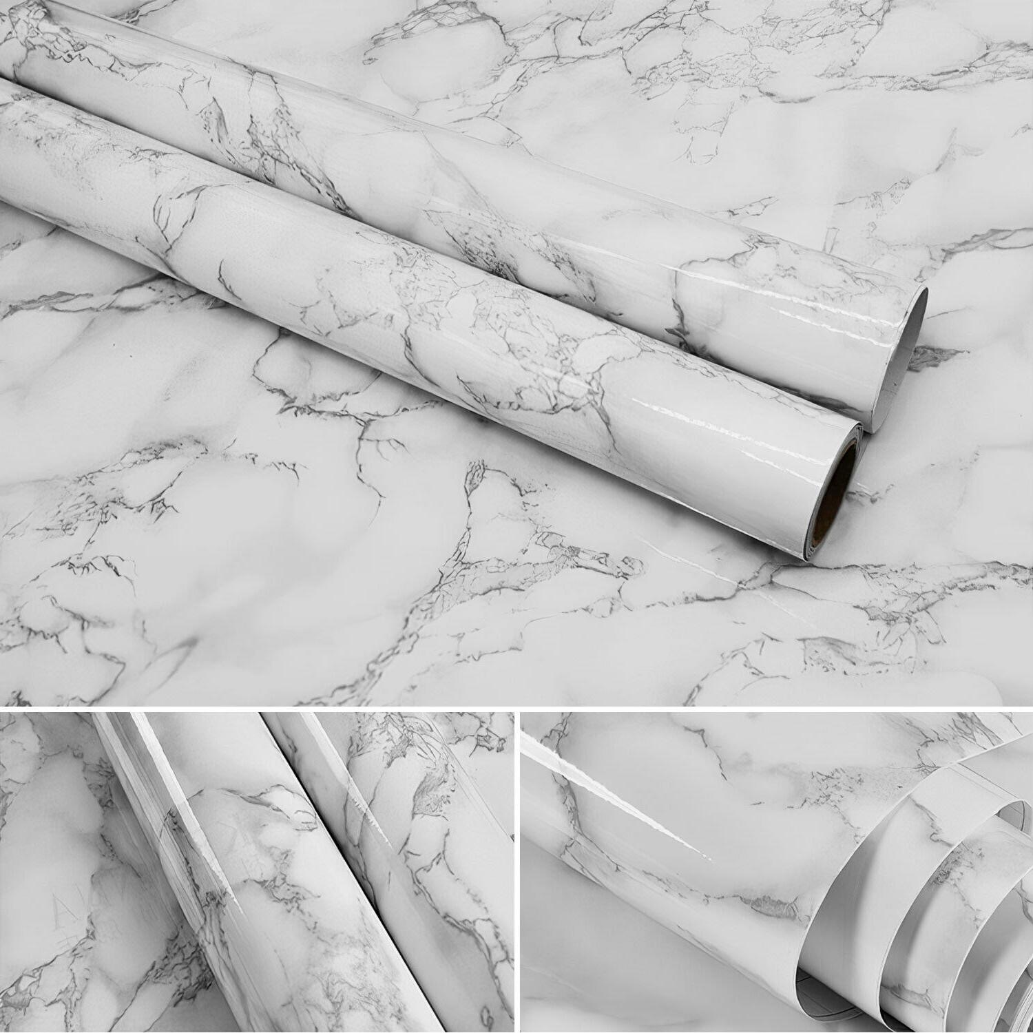 Marble Adhesive Decal