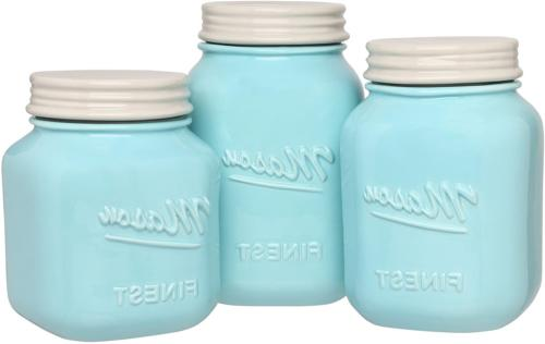 Sparrow Mason Kitchen Canister Set - Set of Canisters