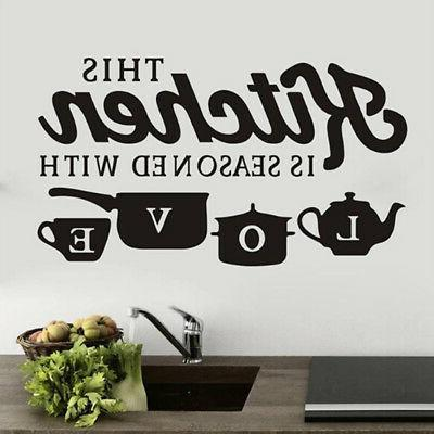 Detachable Art Decal for Bedroom Home Decor US