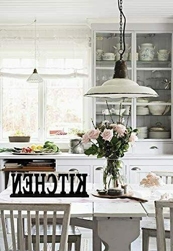 Rustic Wood Kitchen for Home Decorative Wooden Cutout