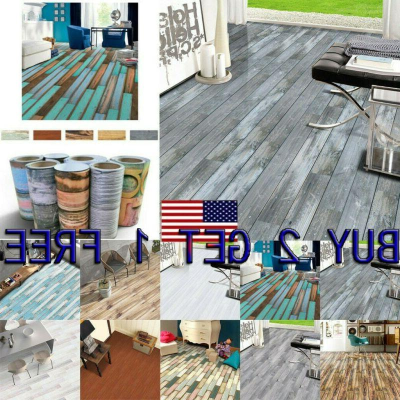 self adhesive tile floor wall sticker paper