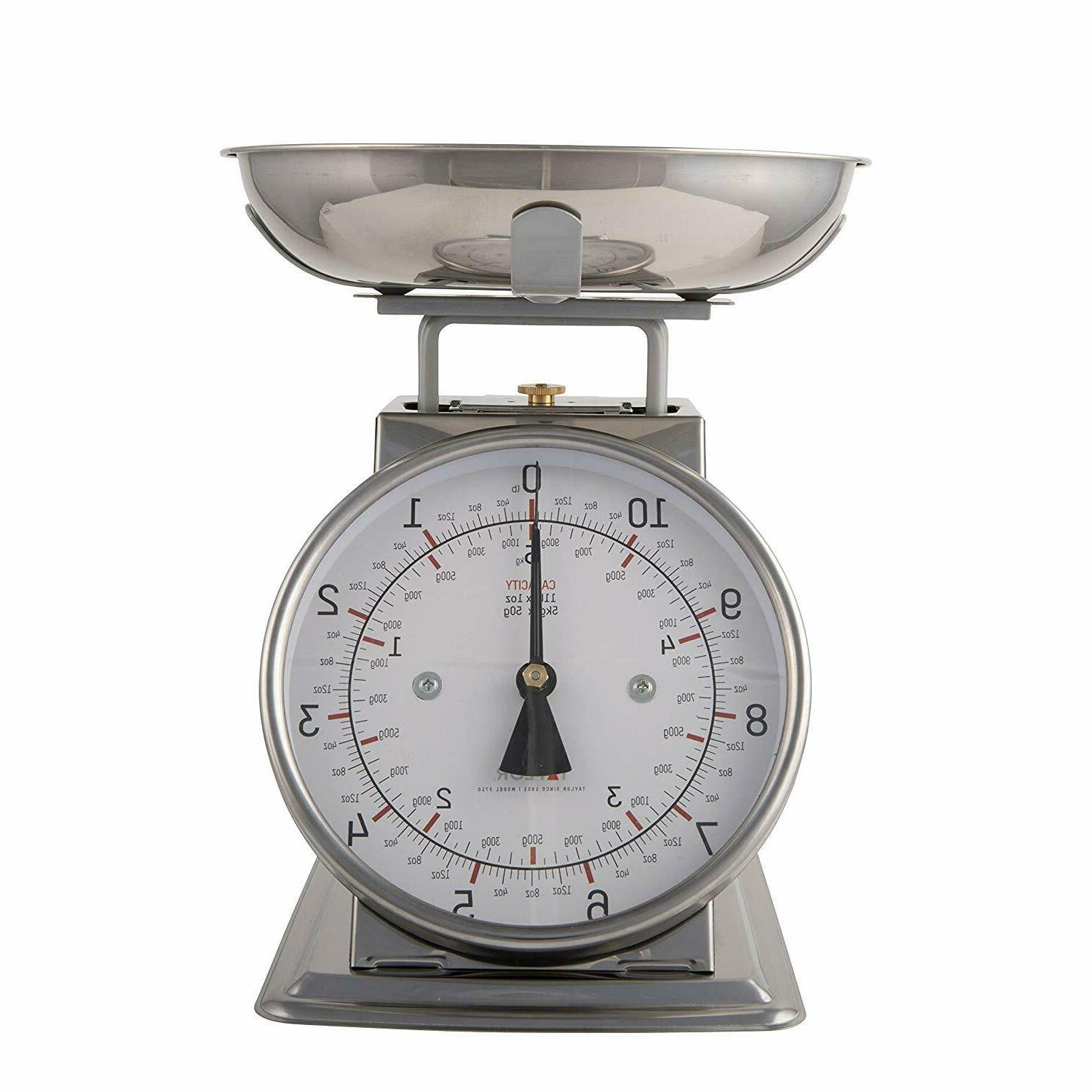 Taylor Kitchen Produce Scale 11 Capacity