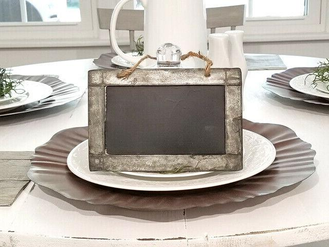 Tin of 6 Party Kitchen Tablescape