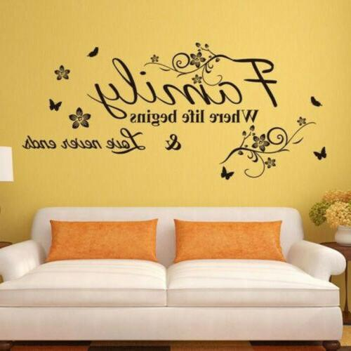 Quote Removable Vinyl Home