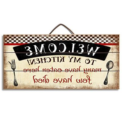 Highland Woodcrafters My Sign Slatted
