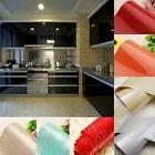 yazi Gloss Oil Proof PVC Self Adhesive Contact Paper Kitchen