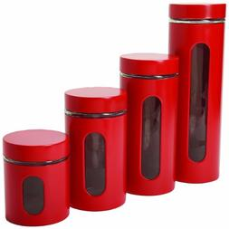 4 Pc. Palladian Cherry Window Cylinder Set