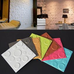 PE Foam 3D DIY Wall Brick Wall Paper Stickers Self-adhesive