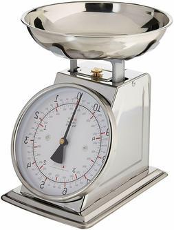 Taylor Stainless Steel Analog Kitchen Counter Produce Scale
