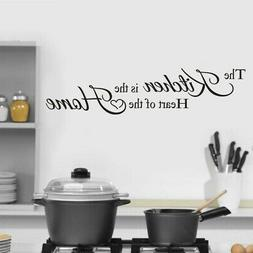 The Kitchen Home Decoration Wall Sticker Decal Bedroom Vinyl