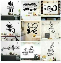 Wall Sticker DIY Sticker Wall Decor Sticker Decals Art Kitch